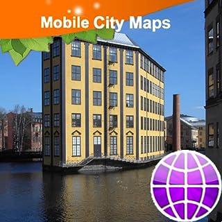 Norrkoping Street Map