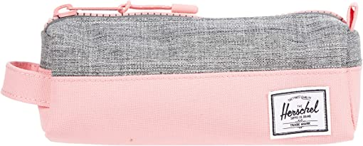 Raven Crosshatch/Flamingo Pink