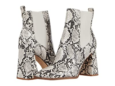 Circus by Sam Edelman Polly (Ivory/Snake Print) Women