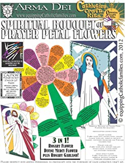spiritual bouquet craft