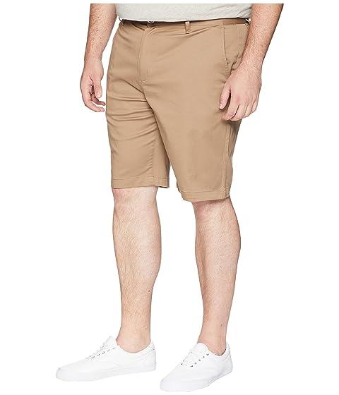de semana Dark cortos Khaki RVCA fin Pantalones elásticos de IqxSFw6fTa