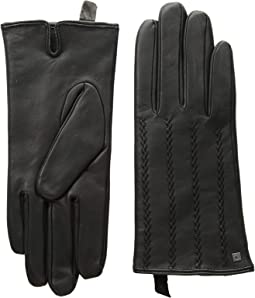 Modern Hand Crafted Points Touch Gloves