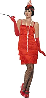 Smiffys Women's 1920's Black Flapper Costume