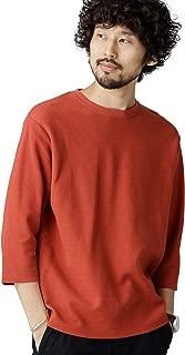 ナノ・ユニバース(nano・universe) 七分袖ワイドシルエットTシャツ
