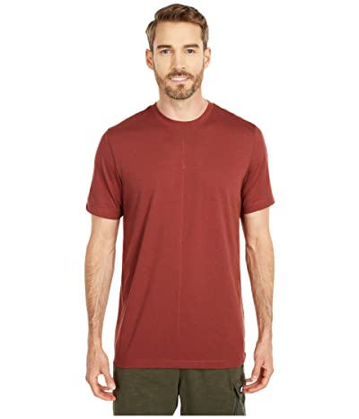 Nike Dry Tee DB Yoga (Dark Pony/Cedar) Men