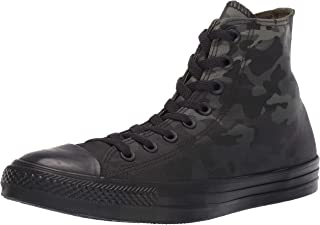 Converse Men's Unisex Chuck Taylor All Star Camo High Top Sneaker
