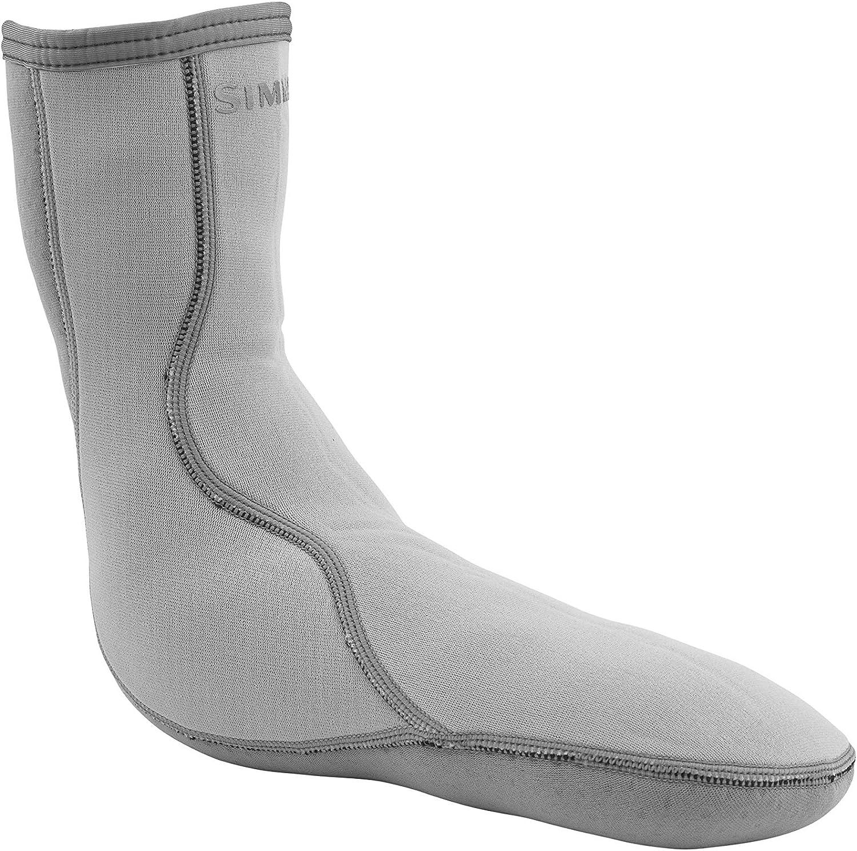 Simms Neoprene Wading Socks, Fly Fishing Wader Stocking w/Odor Control