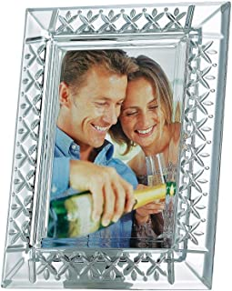 The KEENAN Crystal frame by Galway® for Belleek® of Ireland - 5x7