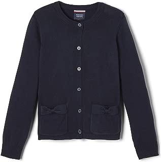 bow pocket cardigan