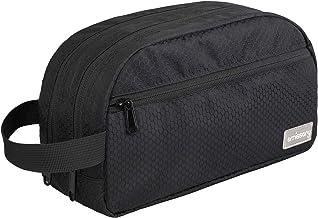 emissary Nylon Men's Toiletry Bag - Large Waterproof Shower Bag - Travel Toiletries Bag - Dopp Kitt for Men - Toiletry Bag...