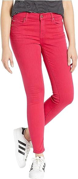 Ankle Skinny in Azalea Pink