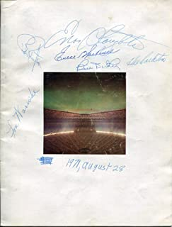 Rudy Tomjanvoich Rudy T Signed Autographed Floor Court Piece FSG Authentic A.