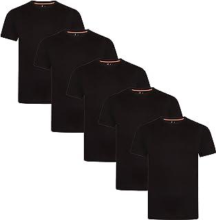 Paquete de 5 camisetas Hombre con tecnología de protección de olores HyFresh
