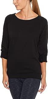Bonds Women's Clothing Cotton Blend Sloppy Joe