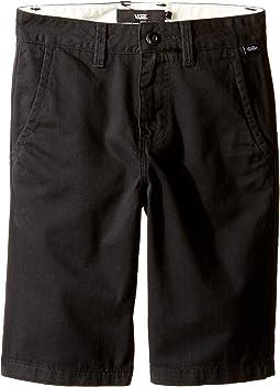 Vans Kids - Authentic Shorts (Little Kids/Big Kids)