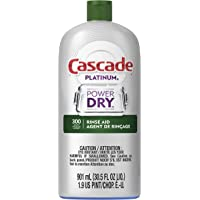 Cascade Platinum Rinse Aid 901 mL