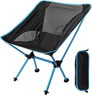 randonn/ée Compact Camping Pique-Nique Sac /à Dos TRIWONDER Mini Tabouret de Camping Pliant chaises de Camping Pliantes et l/ég/ères et Portables pour Le Camp pour Les Voyages