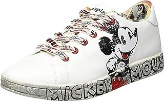 Desigual Shoes_Cosmic_Mickey, Sneakers Woman Femme