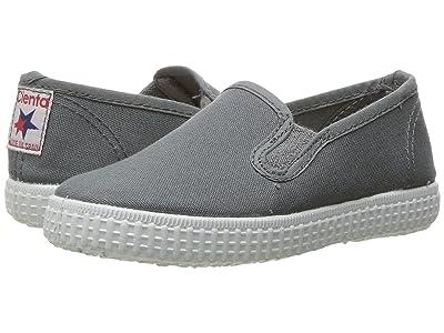 Cienta Kids Shoes 57000 (Infant/Toddler/Little Kid/Big Kid) (Gray) Girl