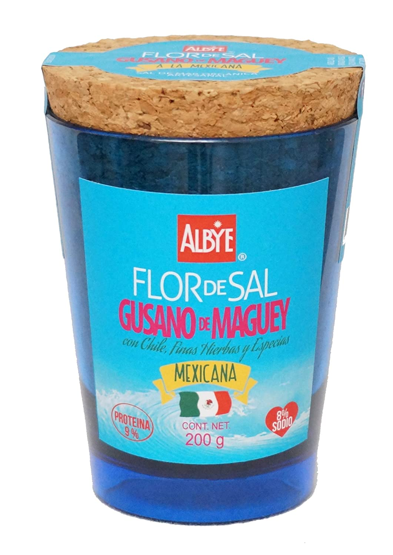 Organic Bombing new work Maguey Worm Sea Salt Mexican Lo oz 7.05 g 200 Flavor Ranking TOP19