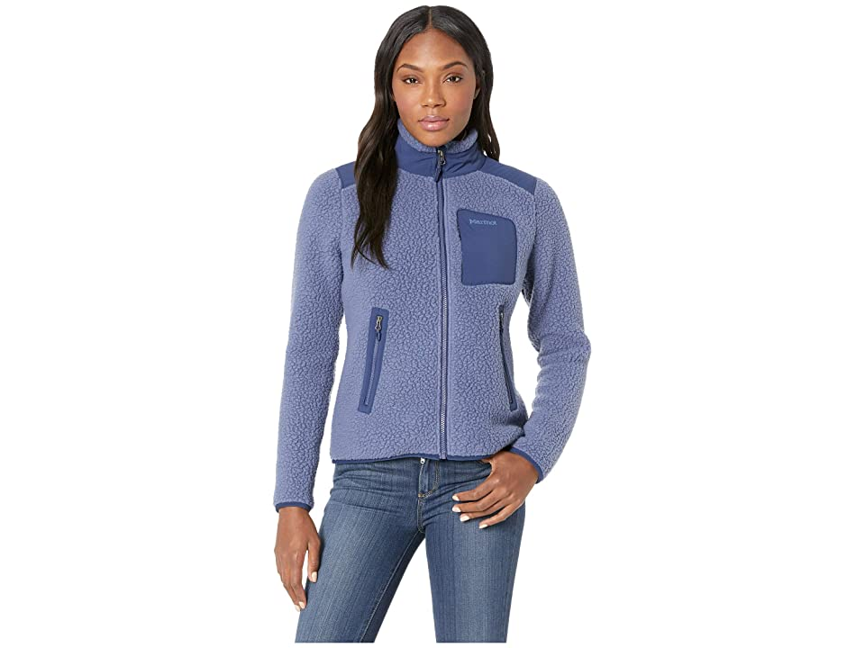Marmot Wiley Jacket (Storm/Arctic Navy) Women