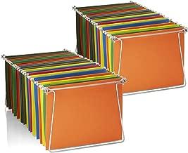 Officemate Hanging File Frames, Letter Size, Rails fits 24
