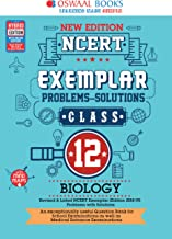 Oswaal NCERT Exemplar (Problems - solutions) Class 12 Biology Book (For 2021 Exam)