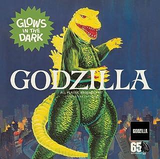 Godzilla King of All Monsters Glow in The Dark Plastic Model Kit Atlantis
