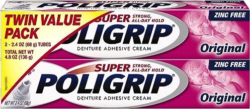Best natural denture adhesive cream Reviews