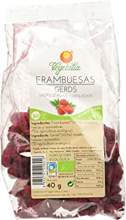 Vegetalia, Frambuesa Deshidratada  - 40 gr