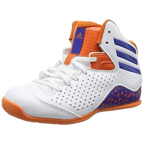 reputable site e8c3e 7d0fd adidas NXT LVL SPD IV NBA K, Scarpe da Basket Bambino