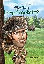 Who Was Davy Crockett? PDF