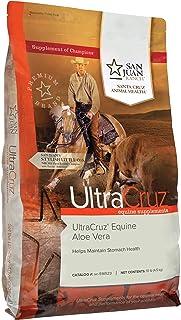 UltraCruz-sc-516523 Equine Aloe Vera Supplement for Horses, 10 lb, Pellet (162 Day Supply)