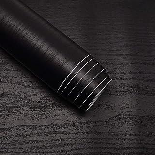 comprar comparacion Papel de contacto de grano de madera, adhesivo decorativo para muebles, papel de vinilo autoadhesivo, película de vinilo, ...