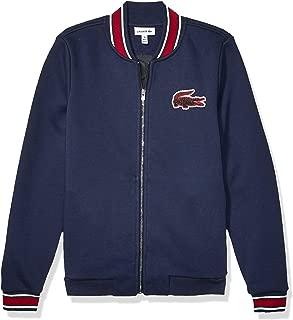 Lacoste Boy Teddy Sweatshirt with Multico Worind in The Back