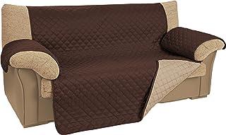 npt - Funda de Sofá/Cobertor de Sofá. Protector para Sofás con relleno Acolchado y Reversible, doble cara. Disponible hast...