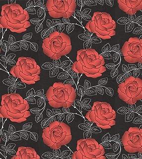 Amazon Com Red Black Wallpaper
