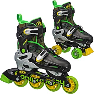 inline skate size to shoe size
