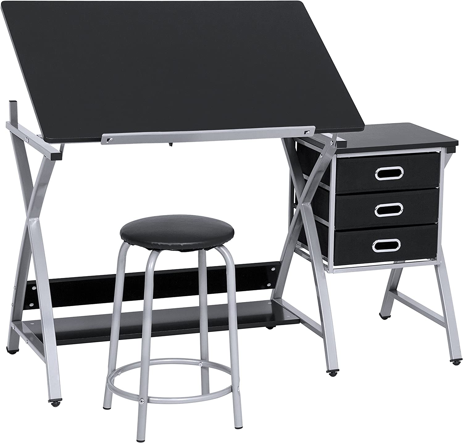 Best Choice Products 40% OFF Cheap Sale Adjustable Office Drawing Statio Bombing free shipping Desk Board