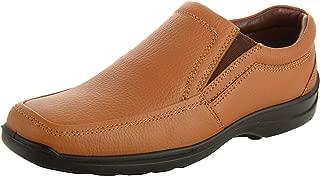 Allen Cooper ACFS-33197 Men's Tan Leather Loafers