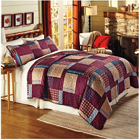 Size Twin Twin Carol Wright Gifts Maywood Quilt Top Bedspread Size Twin Spice Color Spice