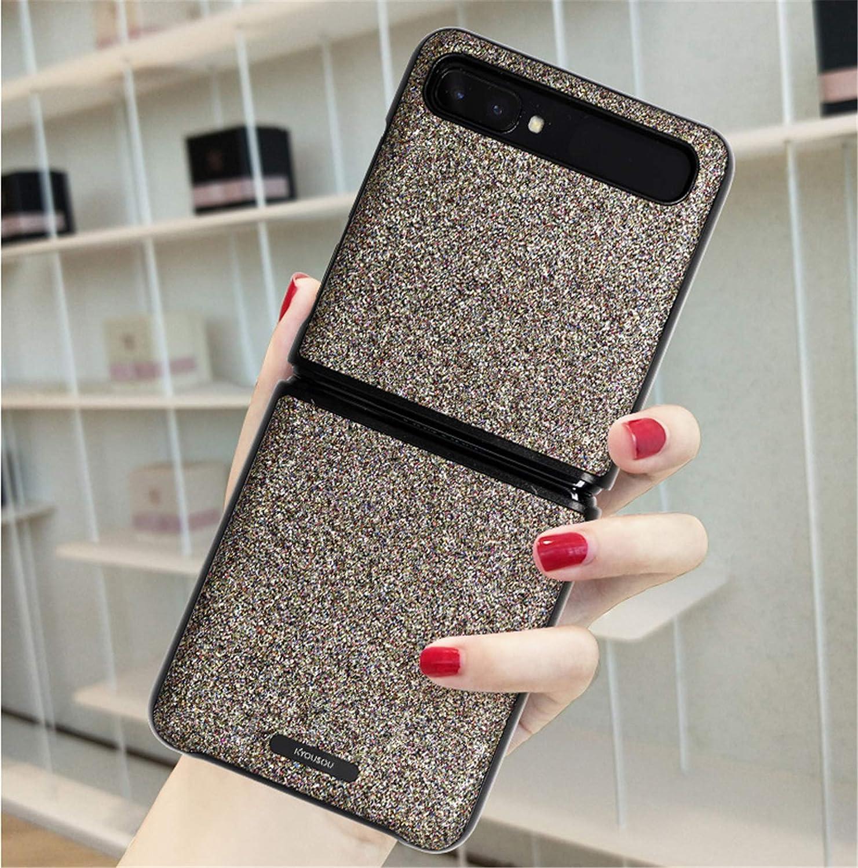 Samsung Galaxy Z Flip Case/Z Flip 5G Case, Slim Shockproof Phone Case Cover for Samsung Galaxy Z Flip 5G 2020 (Gray)