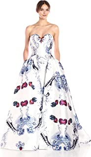 Best strapless diamond prom dress Reviews