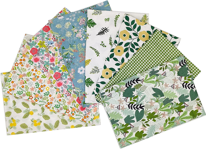 Cartisanat Fat Quarters Super Special Sale Special Price SALE held Fabric Bundles,8 20in x Pcs 50