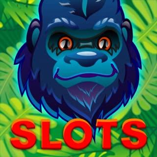 Chief Super Mega Gorilla Slots - Free Heart of Las Vegas Slot Machine Casino Bonus Starz Game