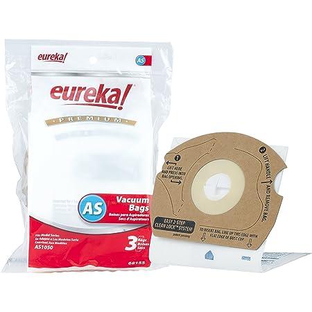 15 Vacuum Bags for Eureka AS 68155 AirSpeed AS1053AX