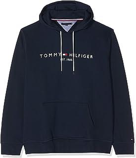 Tommy Hilfiger Men's Core Tommy Logo Hoody Sweatshirt