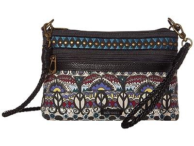 Sakroots Artist Circle Campus Mini (Multi One World) Cross Body Handbags