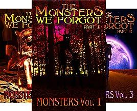 MONSTERS (7 Book Series)
