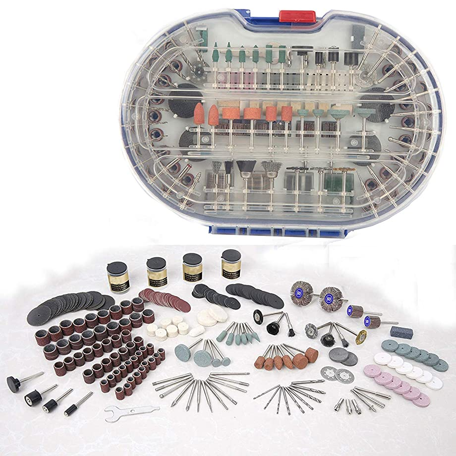 TOPLINE 276-piece Rotary Tool Accessories Set